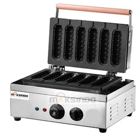 Mesin Waffle mesin stick waffle wafel toko mesin maksindo