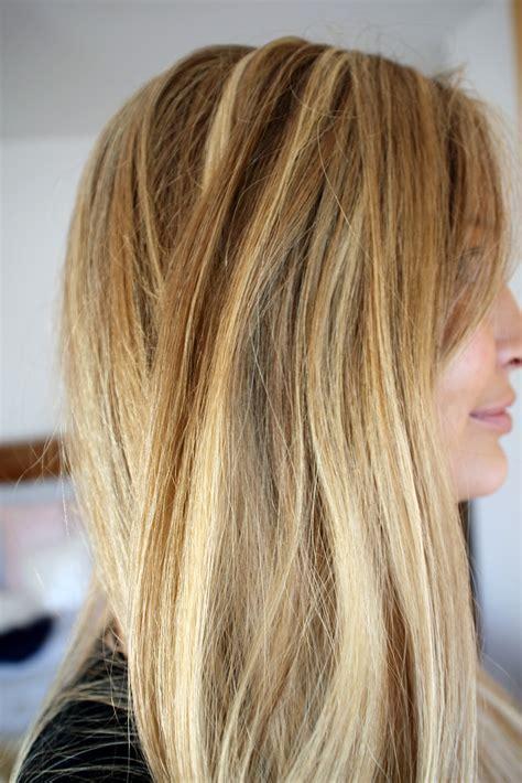 putting black low lights in bleach blond hair adding lowlights to bleached hair putting lowlights in