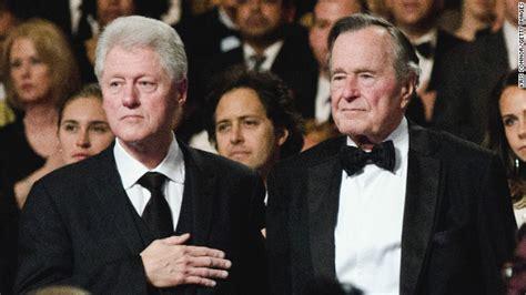 Bush Vs Clinton by Race For The White House Cnn