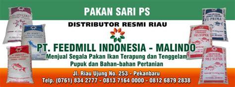 Pakan Ikan Lele Lp pakan ikan feedmill indonesia malindo home