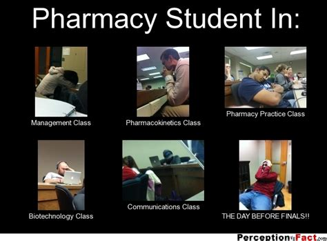 Pharmacy Student by Pharmacy Student In What Think I Do What I