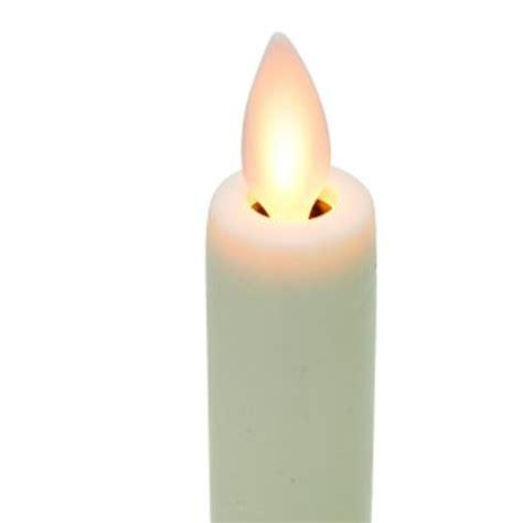 Taper Candles The Light Garden Flameless Luminara Taper Candle Cnd5br