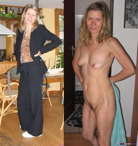 Wives Dressed Then Undressed