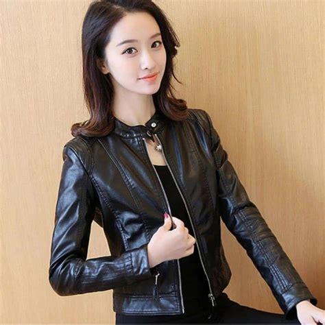 model jaket kulit wanita pria terbaru  anak muda keren