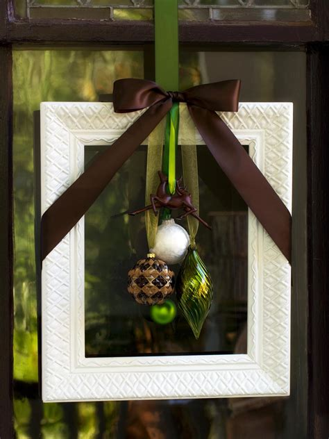 diy christmas door decorations easy crafts and homemade