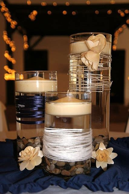 furniture vases for centerpieces ideas winter 257 best images about floating candles on pinterest