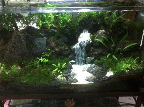 membuat air terjun aquascape youtube cara membuat air terjun aquascape caraku 212