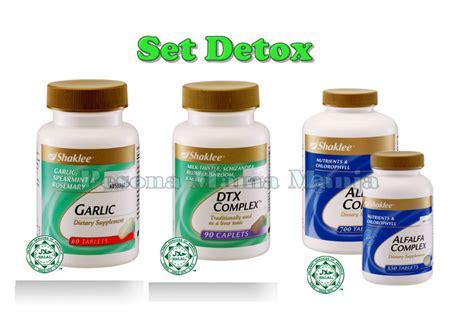 What Is A Detox Set by Pesona Manja Atasi Sembelit Dengan Set Detox Shaklee