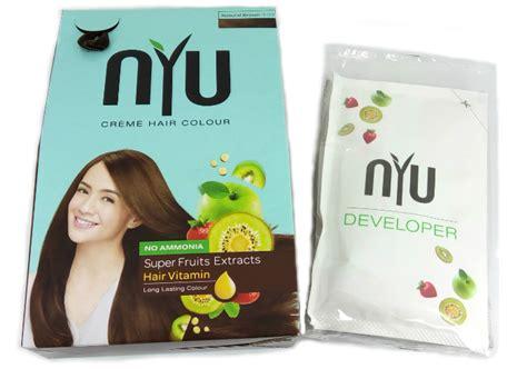 Nyu Creme Hair Color review nyu creme hair colour brown yukcoba in
