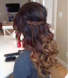 ambre hair styles free download go back gallery brown ombre hair pinterest