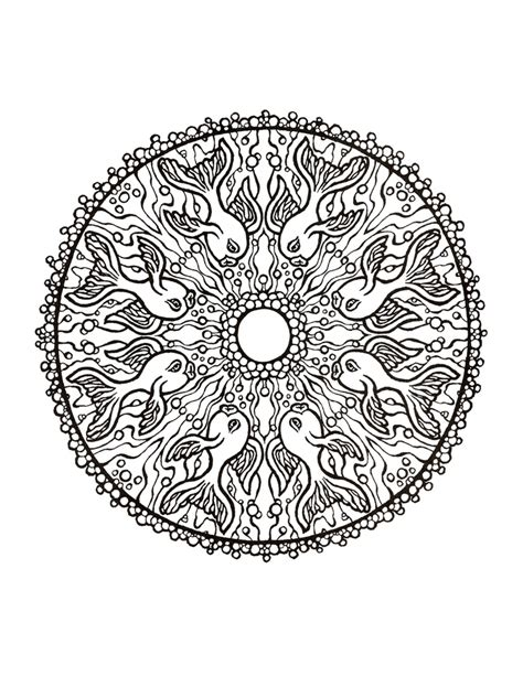 mystical mandala coloring books how to draw mystical
