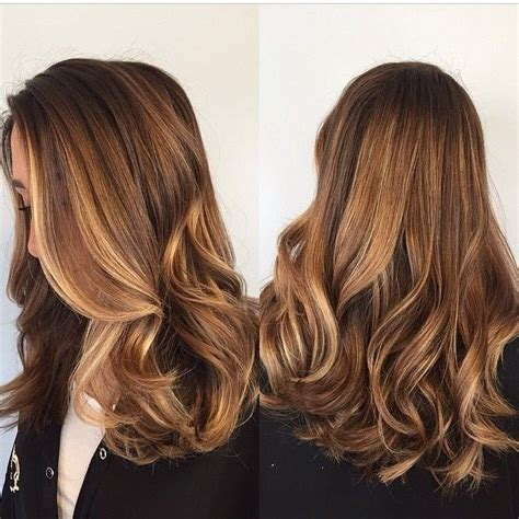 highlights and lowlights for brunettes 17 best images about hairstyles on pinterest half up