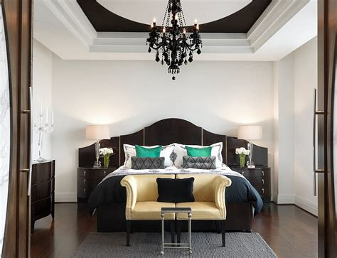 black and white bedrooms with color accents bold black and white bedrooms with bright pops of color