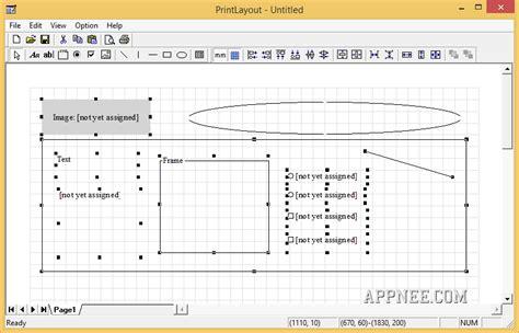 ui layout design tool printlayout simple software ui design printing tool