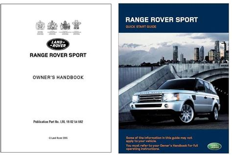 auto manual repair 2009 land rover range rover sport user handbook service manual free auto repair manuals 2006 land rover range rover sport interior lighting