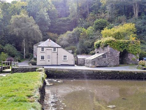 4 Cottage Breaks by Pont Pill Pont Creek Cottage Fowey Cornwall