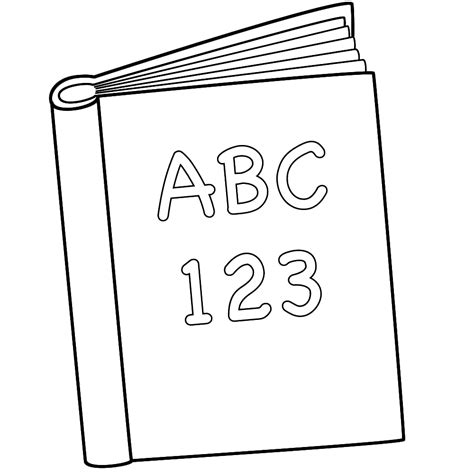 Printable Book Coloring Pages Coloring Page Coloring Books