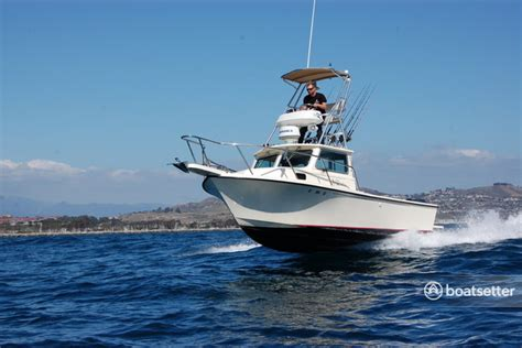fishing boat captain job description rent a parker marine 2320 sl sport cabin w f250hp in dana