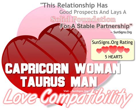 capricorn woman and taurus man in bed capricorn woman compatibility with men from other zodiac