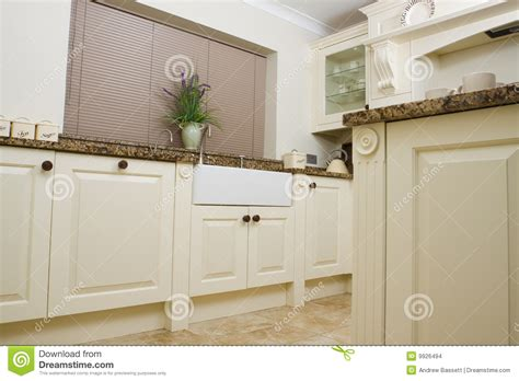Kitchen Sink Area Modern Kitchen Sink Area Stock Images Image 9926494