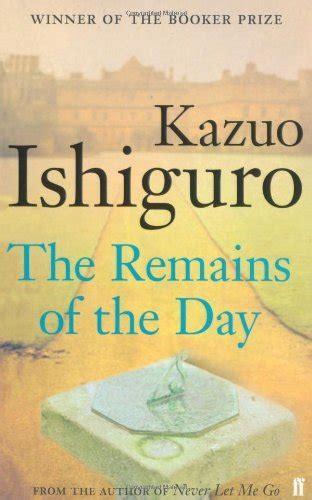libro the twelve days of quel che resta del giorno kazuo ishiguro un buon libro un ottimo amico
