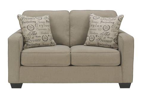signature design by alenya quartz sofa sleeper signature design by alenya quartz contemporary
