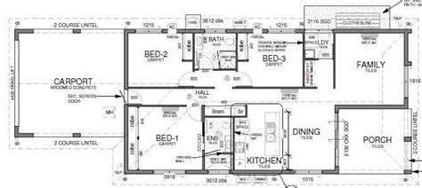 gradyhomes townsville 3 bedroom this works small narrow 3 bedroom floor plan download plan and