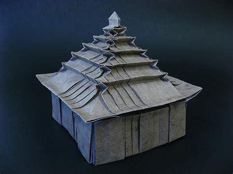 oragami house beautiful exles of origami paper art hongkiat