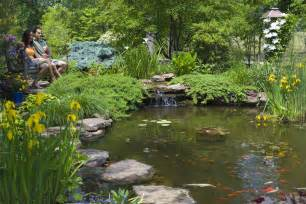 Landscape Ideas Near Lake Garcia Rock And Water Design Small Garden Ponds In