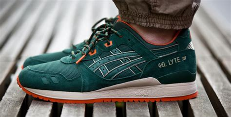 Asics Gel Lyte Iii Mt Hiking Boots asics gel lyte iii fall outdoor pack kicks