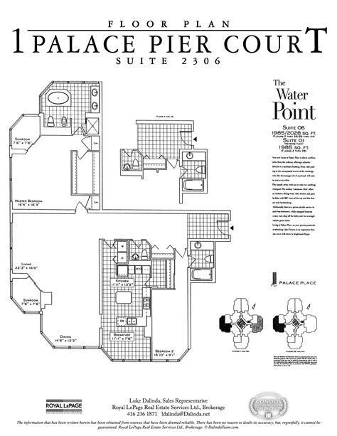 Palace Place Floor Plans | 1 palace pier court suite 2306 archives palace place 1