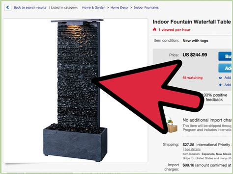indoor water how to buy indoor water fountains 6 steps with pictures