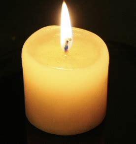 imagenes de veladoras blancas rituales de salud con velas