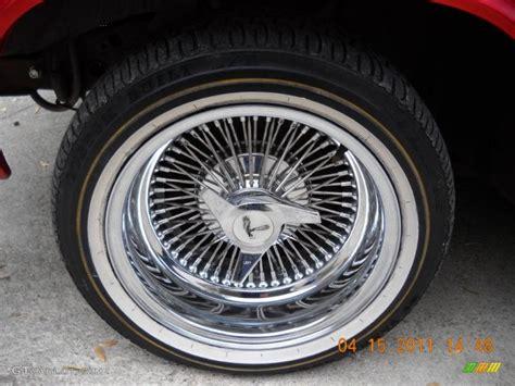 1964 impala wheels 1964 chevrolet impala ss coupe custom wheels photo