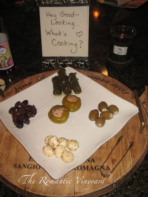the gourmet date idea the vineyard