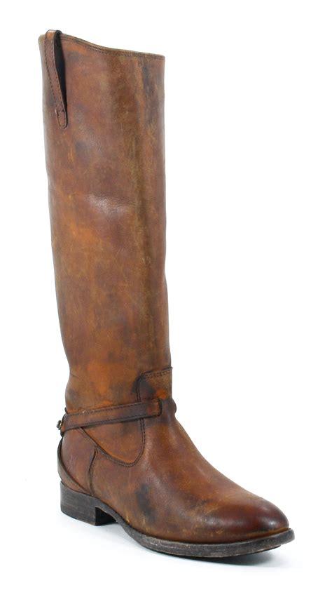 cognac boots frye lindsay plate leather boots cognac shoes 7 5