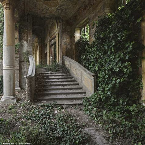 abandoned structures abandoned buildings of europe by rebecca lillith bathory