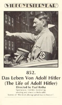 hitler biography in hindi movie das leben von adolf hitler 1961 paul rothaz synopsis