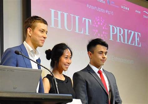 Mba Social Impact Unsw by Unsw Teams A Step Closer To 1million Social Impact Prize