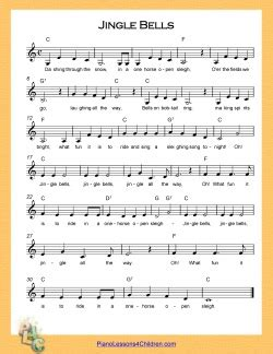 tutorial piano jingle bells jingle bells sheet music pdf music search engine at