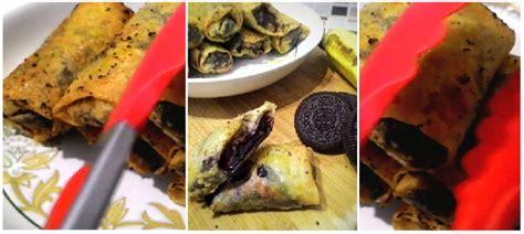 resep membuat piscok oreo keju super lezat bikin ketagihan