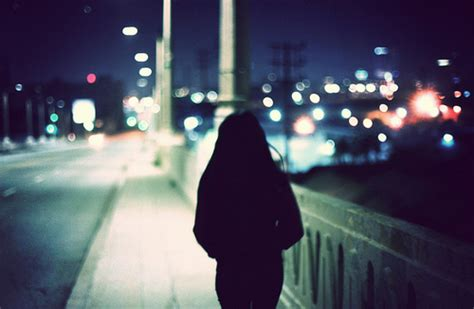 lonely girl at night alone lonely girl quote infectiouslovedemons tumblr
