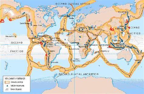 cadenas orograficas principales de mexico por qu 233 las placas tect 243 nicas y sus movimientos son