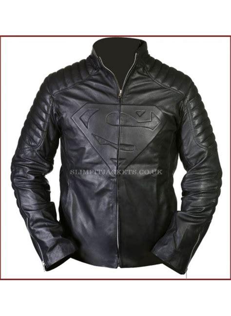Kent Jaket Bomber Kent Rider Green superman smallville clark kent black replica jacket