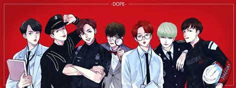 Bts Dope Wallpaper
