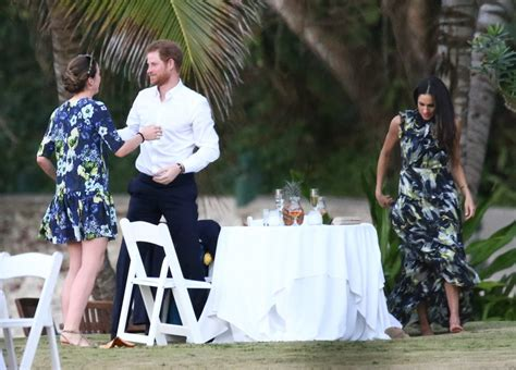 Hochzeit Prinz Harry by Prince Harry And Meghan Markle At Wedding In Jamaica 2017