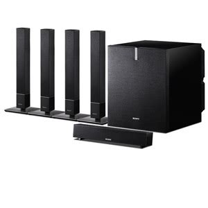 Home Theater Sony 2 Jutaan sony sa vs110 home theater speaker package 5 1 channels 100 watts 2 way 3 drivers speakers