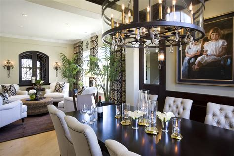 traditional modern modern traditional home dining room robeson design san