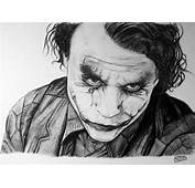 Heath Ledger Joker Picture Drawing  Images