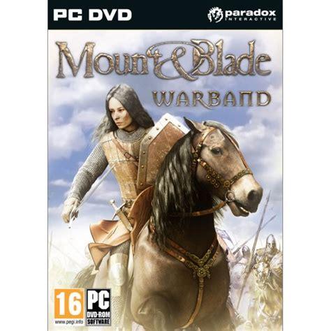 Pc Dvd Blade mount blade warband pc